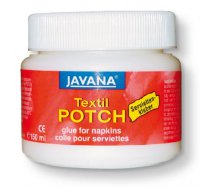 Textil Potch lepidlo, 150 ml