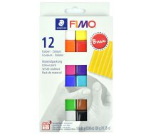 Fimo soft Basic, sada 12 x 25 g