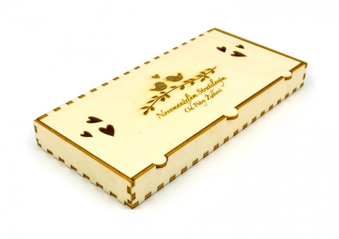 Krabička na peníze da4815a8e3a