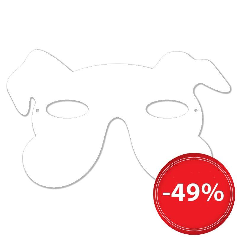 43b692299b0 Výřez maska na karneval pes